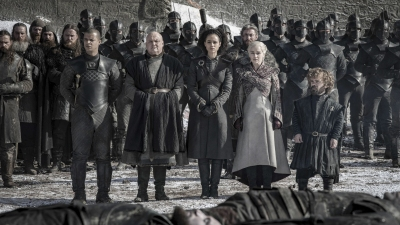 Game of Thrones 08x04 : The Last of the Starks- Seriesaddict